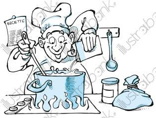 Tambouilleapepere 2013 d cembre - Dessin cuisinier humoristique ...